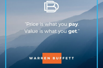 quote van de dag - Warren Buffett