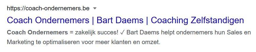 coach ondernemers